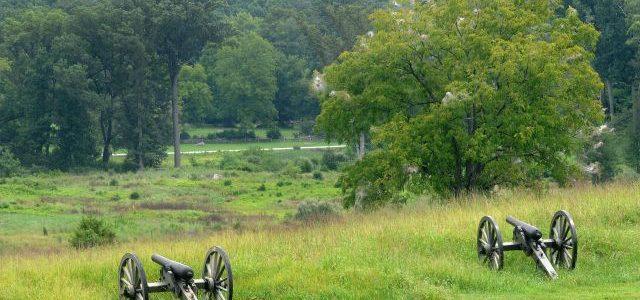 Visit to Gettysburg